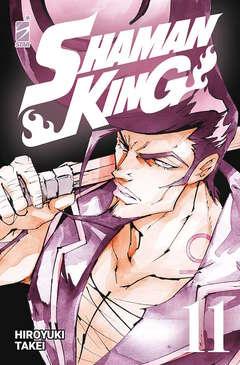 Copertina SHAMAN KING FINAL EDIT. n.11 - SHAMAN KING FINAL EDITION 11, STAR COMICS