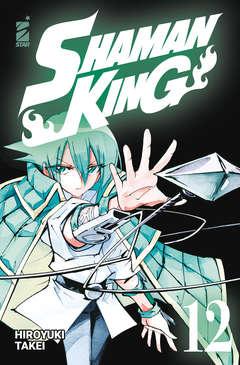Copertina SHAMAN KING FINAL EDIT. n.12 - SHAMAN KING FINAL EDITION 12, STAR COMICS