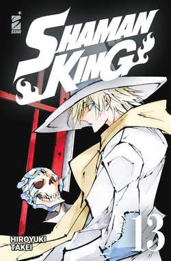 Copertina SHAMAN KING FINAL EDIT. n.13 - SHAMAN KING FINAL EDITION 13, STAR COMICS