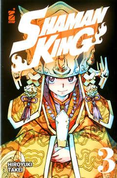 Copertina SHAMAN KING FINAL EDIT. n.3 - SHAMAN KING FINAL EDITION, STAR COMICS