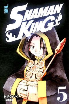 Copertina SHAMAN KING FINAL EDIT. n.5 - SHAMAN KING FINAL EDITION, STAR COMICS