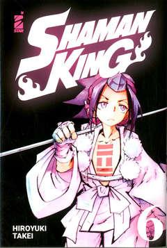 Copertina SHAMAN KING FINAL EDIT. n.6 - SHAMAN KING FINAL EDITION, STAR COMICS