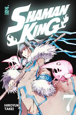 Copertina SHAMAN KING FINAL EDIT. n.7 - SHAMAN KING FINAL EDITION, STAR COMICS