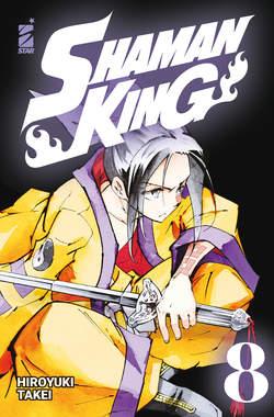 Copertina SHAMAN KING FINAL EDIT. n.8 - SHAMAN KING FINAL EDITION, STAR COMICS