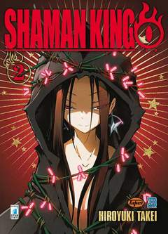 Copertina SHAMAN KING ZERO n.2 - SHAMAN KING ZERO, STAR COMICS