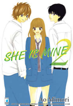 Copertina SHE IS MINE n.2 - SHE IS MINE 2 (m2), STAR COMICS