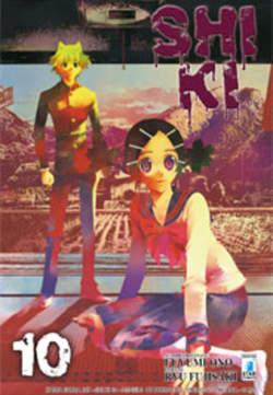 Copertina SHI KI n.10 - SHI KI 10 (m11), STAR COMICS
