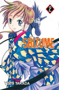 Copertina SHIZUME n.2 - SHIZUME 2 (m3), STAR COMICS