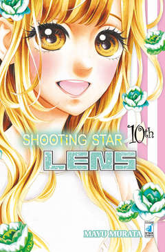 Copertina SHOOTING STAR LENS n.10 - SHOOTING STAR LENS 10 (m10), STAR COMICS