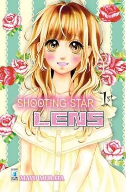 Copertina SHOOTING STAR LENS n.1 - SHOOTING STAR LENS 1 (m10), STAR COMICS