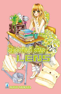 Copertina SHOOTING STAR LENS n.2 - SHOOTING STAR LENS 2 (m10), STAR COMICS