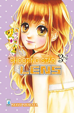 Copertina SHOOTING STAR LENS n.3 - SHOOTING STAR LENS 3 (m10), STAR COMICS