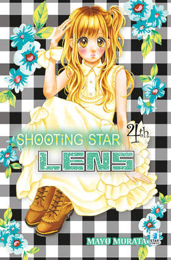 Copertina SHOOTING STAR LENS n.4 - SHOOTING STAR LENS 4 (m10), STAR COMICS