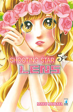 Copertina SHOOTING STAR LENS n.5 - SHOOTING STAR LENS 5 (m10), STAR COMICS