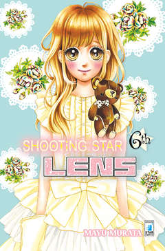 Copertina SHOOTING STAR LENS n.6 - SHOOTING STAR LENS 6 (m10), STAR COMICS