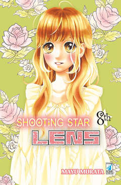 Copertina SHOOTING STAR LENS n.8 - SHOOTING STAR LENS 8, STAR COMICS