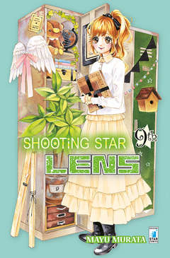 Copertina SHOOTING STAR LENS n.9 - SHOOTING STAR LENS 9 (m10), STAR COMICS