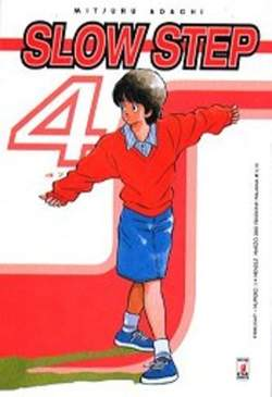 Copertina SLOW STEP n.4 - SLOW STEP 4, STAR COMICS