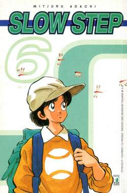 Copertina SLOW STEP n.6 - SLOW STEP 6, STAR COMICS