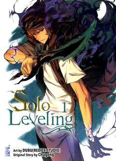 Copertina SOLO LEVELING #1 L. Ed. Rist. n. - SOLO LEVELING #1 Limited Edition Ristampa, STAR COMICS