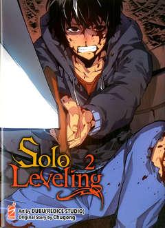 Copertina SOLO LEVELING n.2 - MANHWA 71, STAR COMICS