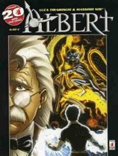 Copertina ALBERT n. - ALBERT, STAR COMICS