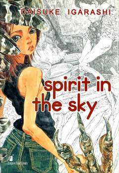 Copertina SPIRIT IN THE SKY n.147 - SPIRIT IN THE SKY, STAR COMICS