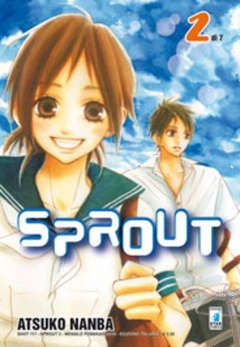 Copertina SPROUT n.2 - SPROUT (m7) 2, STAR COMICS