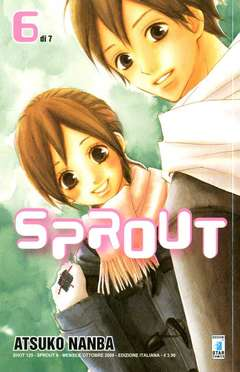 Copertina SPROUT n.6 - SPROUT (m7) 6, STAR COMICS