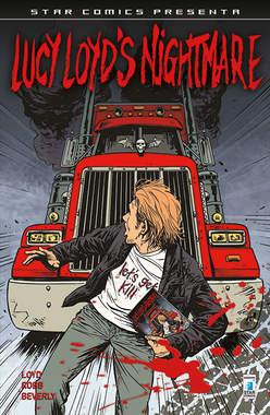 Copertina LUCY LOYD'S NIGHTMARE n. - LUCY LOYD'S NIGHTMARE, STAR COMICS