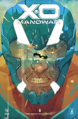 Copertina STAR DAYS 2021 n.7 - X-O MANOWAR 2021 #1, STAR COMICS