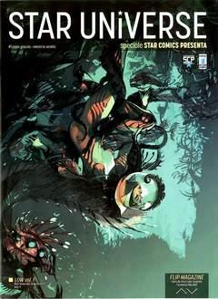 Copertina STAR UNIVERSE n.1 - STAR UNIVERSE, STAR COMICS