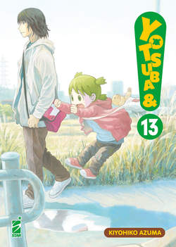 Copertina STARLIGHT n.338 - YOTSUBA&! 13, STAR COMICS