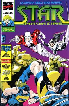 Copertina STARMAGAZINE n.30 - STARMAGAZINE                30, STAR COMICS