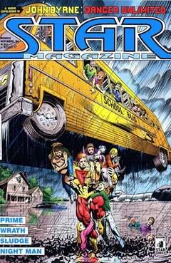 Copertina STARMAGAZINE n.50 - STARMAGAZINE                50, STAR COMICS