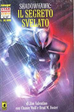 STAR COMICS - STARMAGAZINE ORO