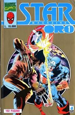Copertina STARMAGAZINE ORO n.1 - STARMAGAZINE ORO             1, STAR COMICS