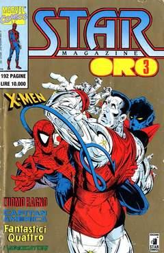 Copertina STARMAGAZINE ORO n.3 - STARMAGAZINE ORO             3, STAR COMICS