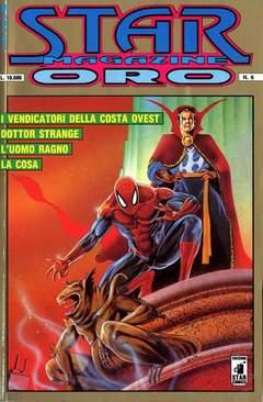 Copertina STARMAGAZINE ORO n.6 - STARMAGAZINE ORO             6, STAR COMICS