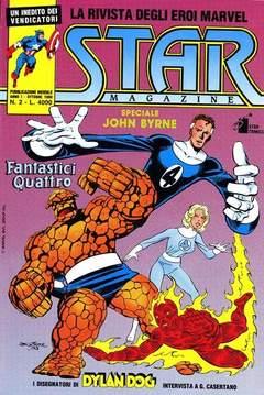 Copertina STARMAGAZINE n.2 - STARMAGAZINE                 2, STAR COMICS