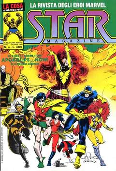 Copertina STARMAGAZINE n.4 - STARMAGAZINE                 4, STAR COMICS