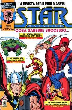 Copertina STARMAGAZINE n.7 - STARMAGAZINE                 7, STAR COMICS