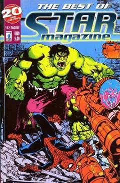 Copertina STARMAGAZINE, THE BEST OF n. - THE BEST OF STARMAGAZINE, STAR COMICS