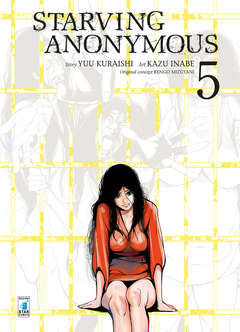 Copertina STARVING ANONYMOUS n.5 - STARVING ANONYMOUS 5 (m7), STAR COMICS