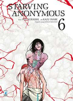 Copertina STARVING ANONYMOUS n.6 - STARVING ANONYMOUS 6, STAR COMICS