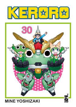 Copertina STORIE DI KAPPA n.307 - KERORO 30, STAR COMICS