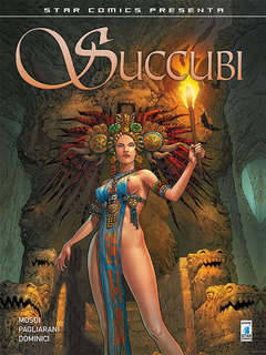 Copertina SUCCUBI n.3 - SUCCUBI, STAR COMICS