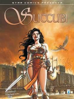 Copertina SUCCUBI n.2 - SUCCUBI, STAR COMICS