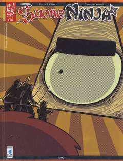 Copertina SUORE NINJA n.6 - 1,6180, STAR COMICS