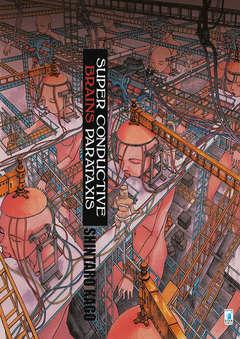 Copertina SUPER CONDUCTIVE n.62 - BRAINS PARATAXIS, STAR COMICS